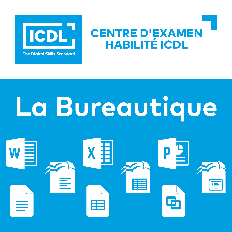 ICDL - Bureautique -Pyramidia
