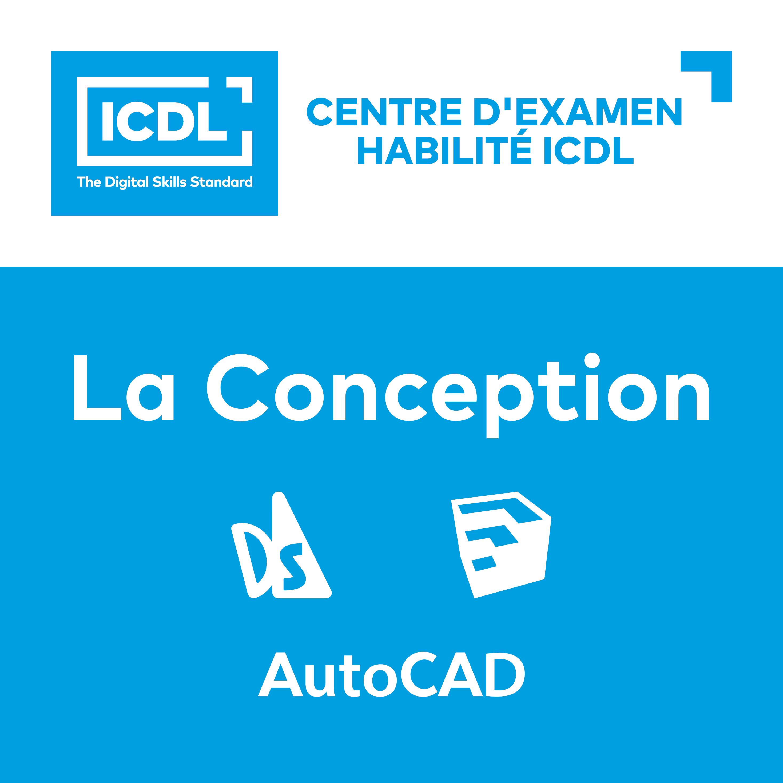Conception autocad ICDL