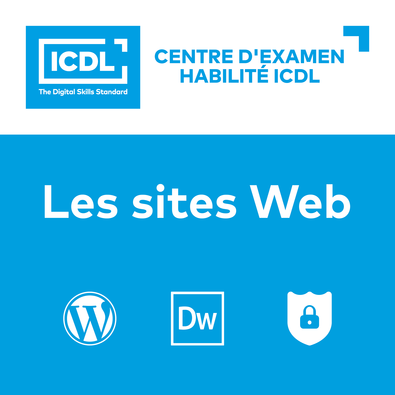 Réaliser un site web - ICDL - Pyramidia