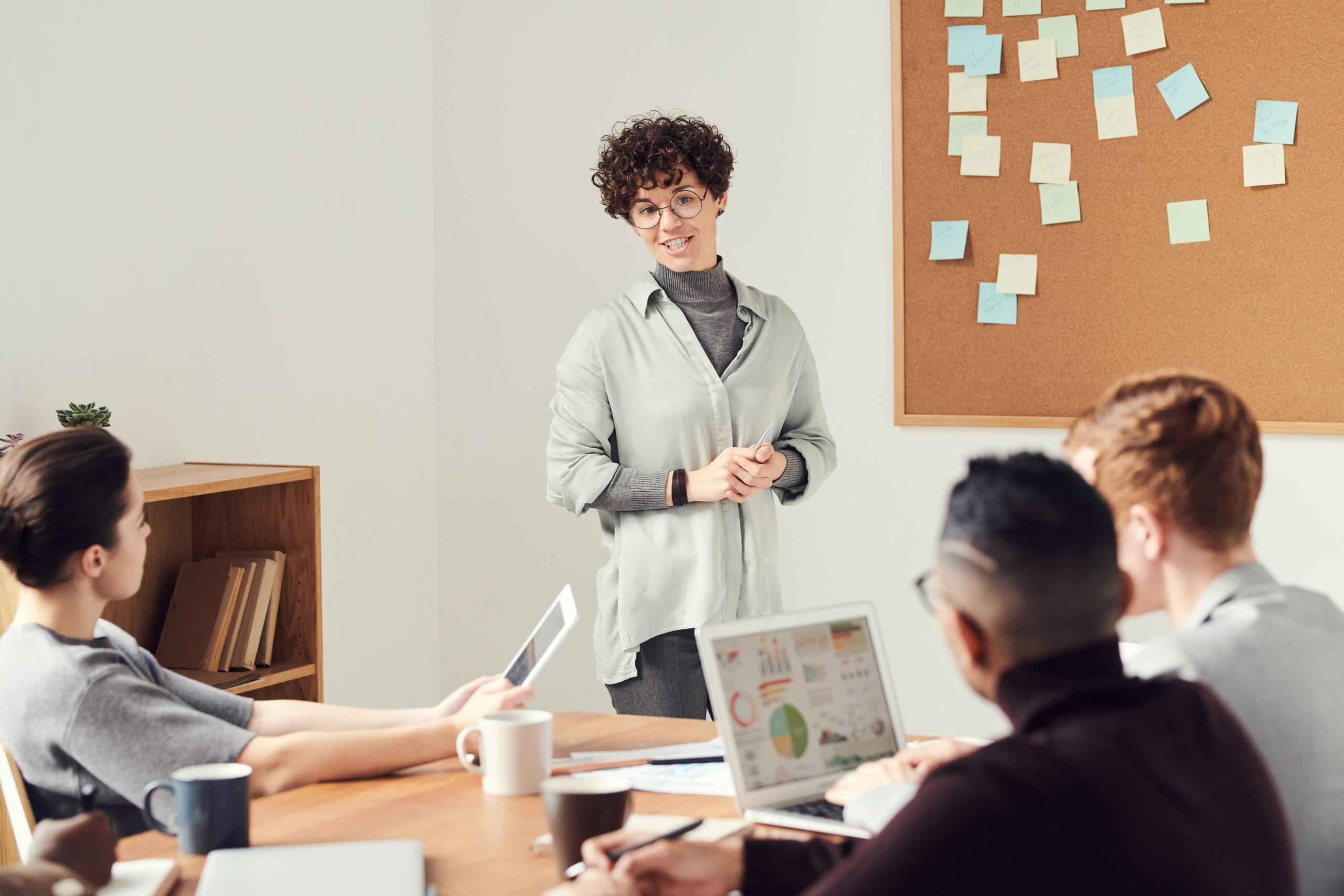 Formation management et gestion organisme de formation Pyramidia