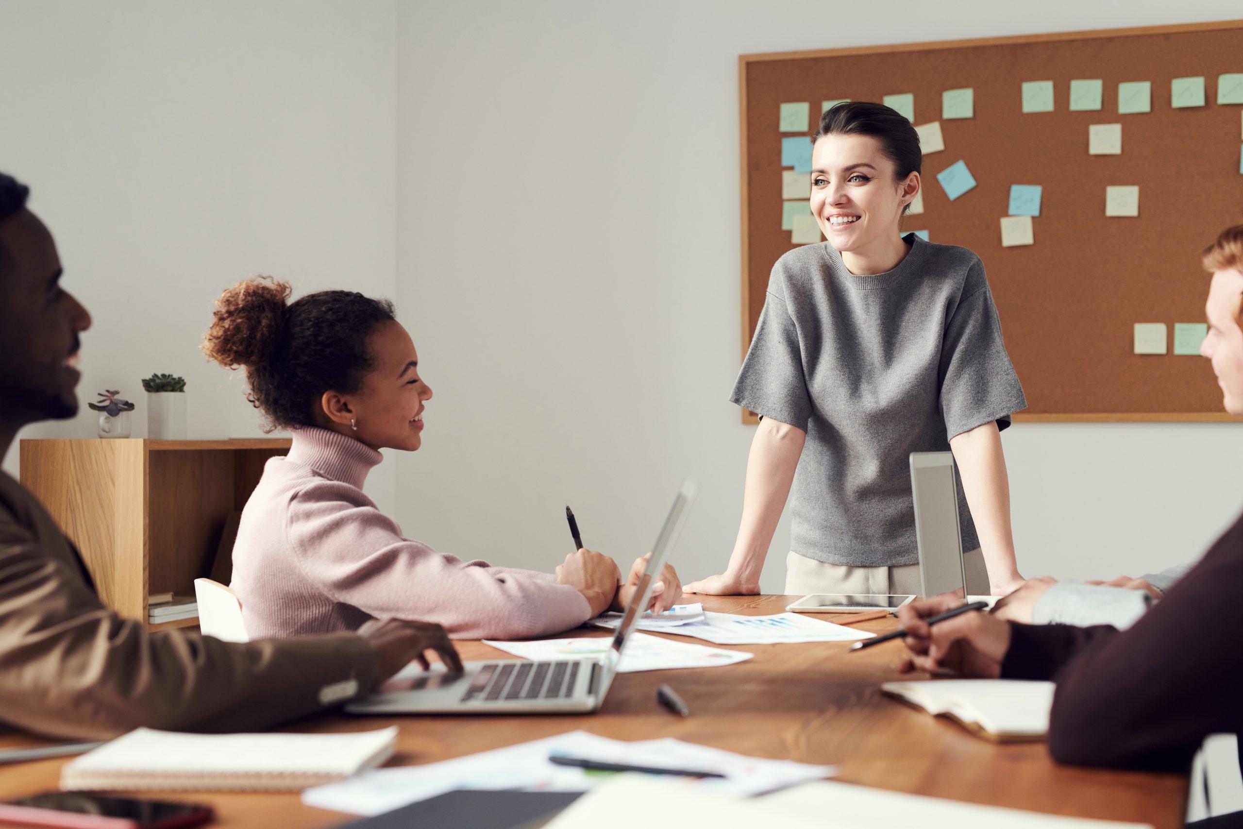 Formation commercial, vente, marketing, INITIATION MANAGEMENT organisme de formation Pyramidia